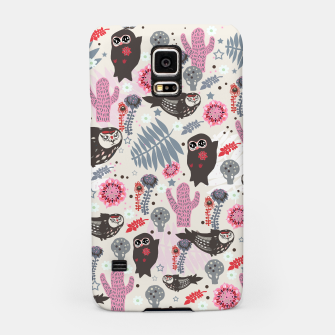 Thumbnail image of Playful Forest Samsung Case, Live Heroes