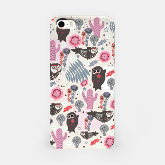 Thumbnail image of Playful Forest iPhone Case, Live Heroes