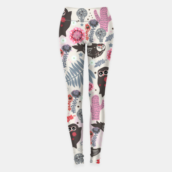Thumbnail image of Playful Forest Leggings, Live Heroes