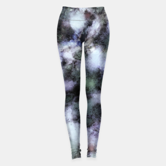 Miniature de image de The soft and the static Leggings, Live Heroes