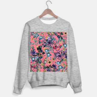 Surreal Floral Sweater regular Bild der Miniatur