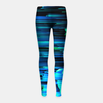 Thumbnail image of Can't Take the Sky from Me Girl's leggings, Live Heroes