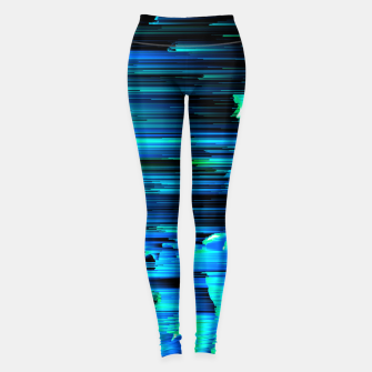 Miniature de image de Can't Take the Sky from Me Leggings, Live Heroes
