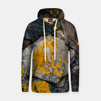 Miniatur Stone wall Cotton hoodie, Live Heroes