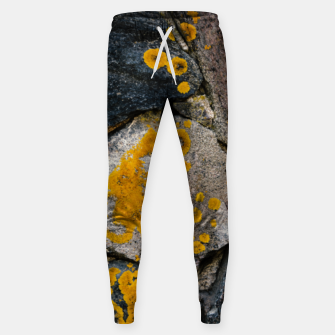 Thumbnail image of Stone wall Cotton sweatpants, Live Heroes