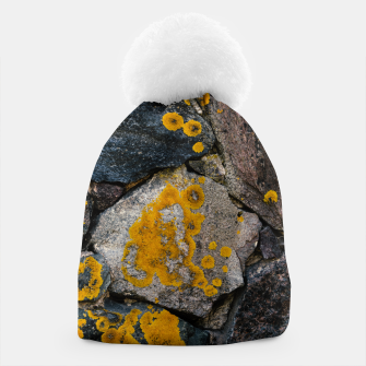 Thumbnail image of Stone wall Beanie, Live Heroes