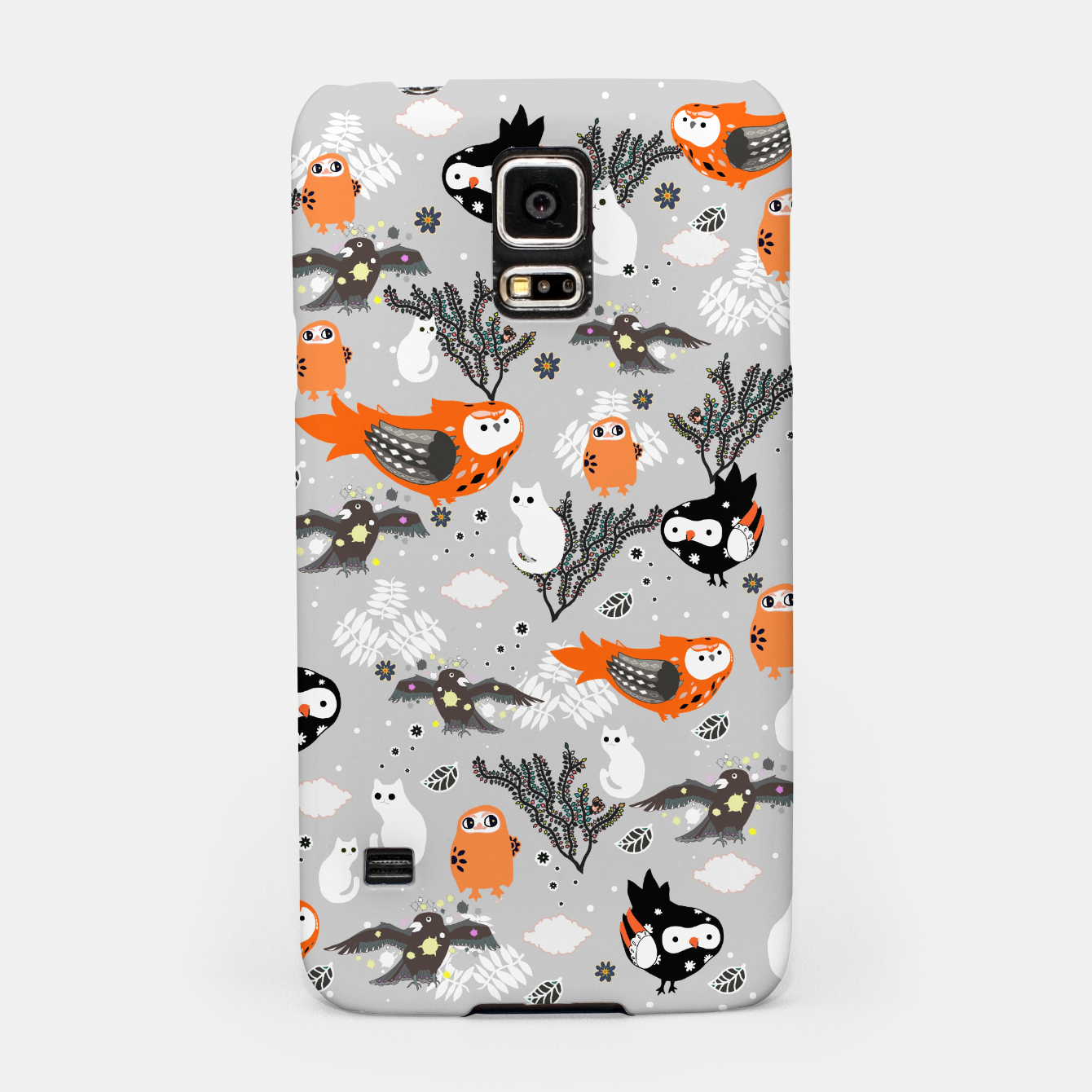 Image of Romantic Friends Samsung Case - Live Heroes
