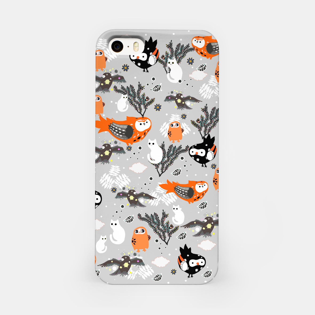 Image of Romantic Friends iPhone Case - Live Heroes