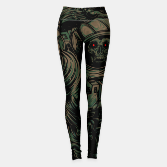 Miniature de image de Space-Zombie in the Water Leggings, Live Heroes
