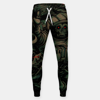 Miniature de image de Space-Zombie in the Water Cotton sweatpants, Live Heroes