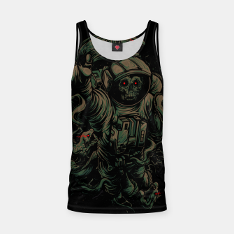 Miniature de image de Space-Zombie in the Water Tank Top, Live Heroes