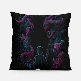 Miniature de image de Monster in my Room Pillow, Live Heroes