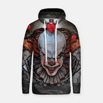Miniature de image de Pennywise the dancing clown Cotton hoodie, Live Heroes