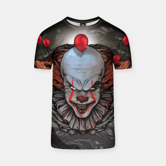 Miniature de image de Pennywise the dancing clown T-shirt, Live Heroes