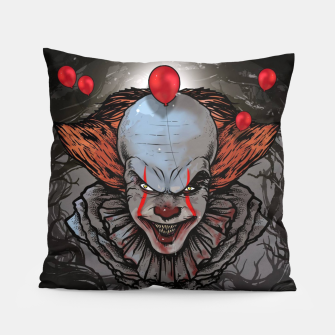 Miniature de image de Pennywise the dancing clown Pillow, Live Heroes