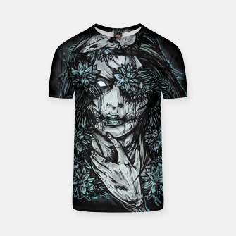 Thumbnail image of Zombie Girl T-shirt, Live Heroes