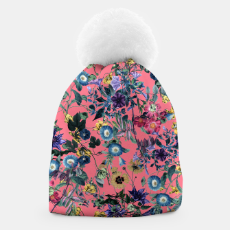 Thumbnail image of Surreal Floral Beanie, Live Heroes