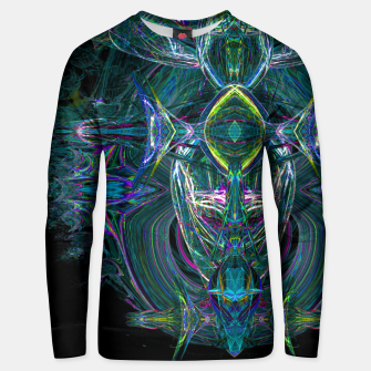 Thumbnail image of Space III Cotton sweater, Live Heroes