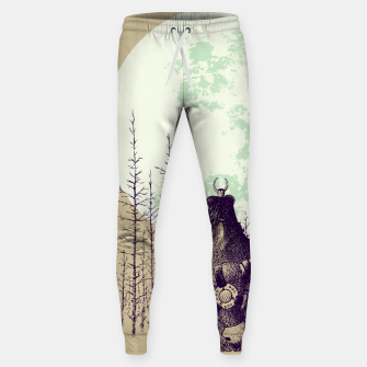 Thumbnail image of Travelers Cotton sweatpants, Live Heroes