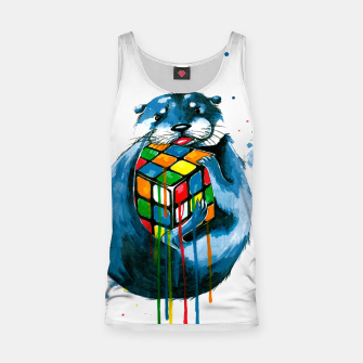 Thumbnail image of let's play anotter game Tank Top, Live Heroes