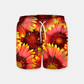 Miniature de image de Sunflower Swim Shorts, Live Heroes