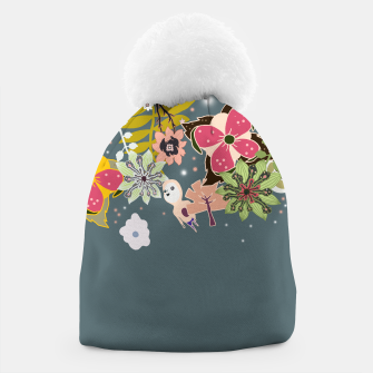 Thumbnail image of Flora door Beanie, Live Heroes