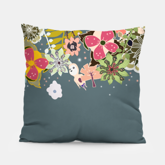 Miniaturka Flora door Pillow, Live Heroes