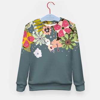Miniaturka Flora door Kid's sweater, Live Heroes