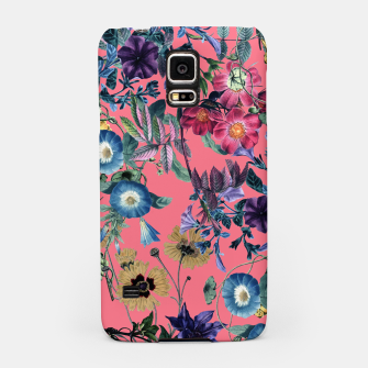 Surreal Floral Samsung Case obraz miniatury