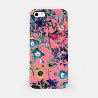 Surreal Floral iPhone Case Bild der Miniatur