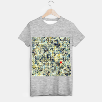 Miniatur The Red Square T-shirt regular, Live Heroes