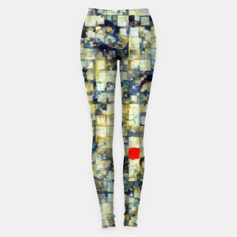 Miniaturka The Red Square Leggings, Live Heroes