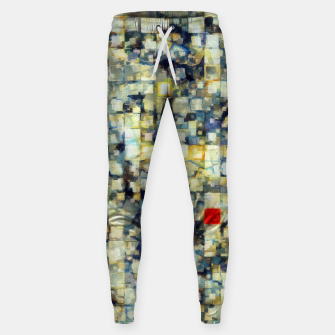 Thumbnail image of The Red Square Cotton sweatpants, Live Heroes