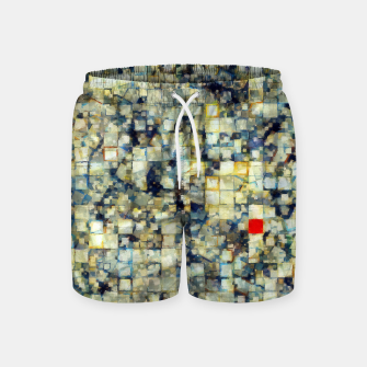 Imagen en miniatura de The Red Square Swim Shorts, Live Heroes
