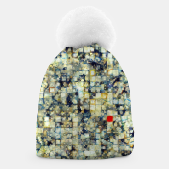 Thumbnail image of The Red Square Beanie, Live Heroes