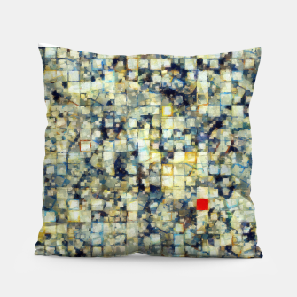 Miniatur The Red Square Pillow, Live Heroes