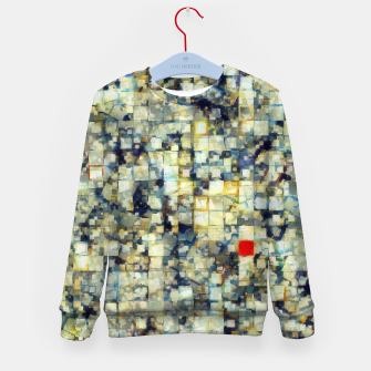 Miniatur The Red Square Kid's sweater, Live Heroes