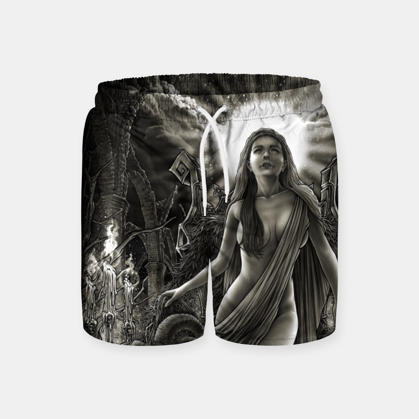 Image of Winya No. 140 Swim Shorts - Live Heroes