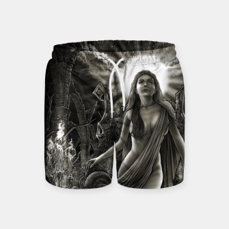 Thumbnail image of Winya No. 140 Swim Shorts, Live Heroes