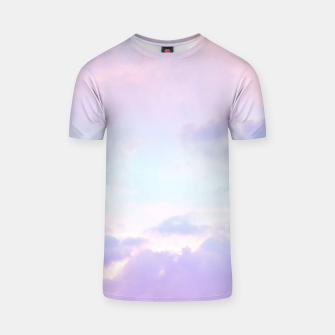 Thumbnail image of Unicorn Pastel Clouds #1 #decor #art  T-Shirt, Live Heroes
