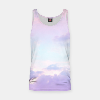 Thumbnail image of Unicorn Pastel Clouds #1 #decor #art  Muskelshirt , Live Heroes