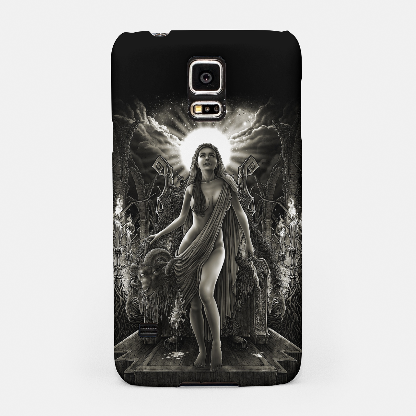 Image of Winya No. 140 Samsung Case - Live Heroes