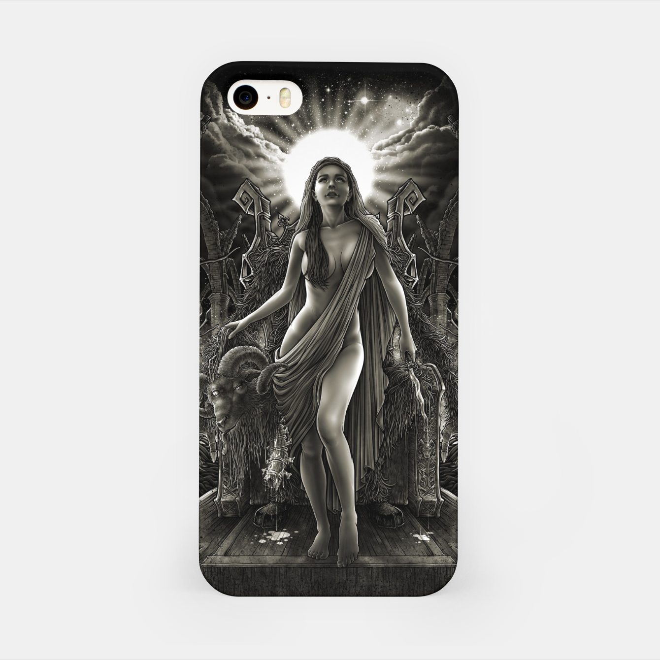 Image of Winya No. 140 iPhone Case - Live Heroes
