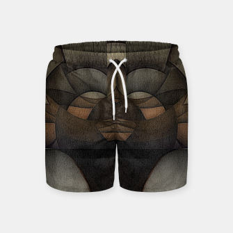 Miniature de image de queen of africa Swim Shorts, Live Heroes