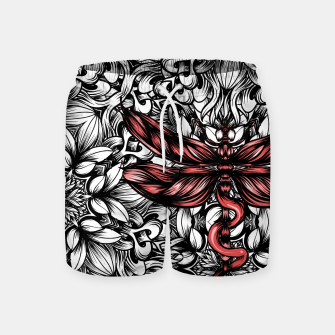 Miniatur Dragonfly Swim Shorts, Live Heroes