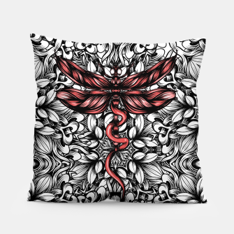 Miniatur Dragonfly Pillow, Live Heroes