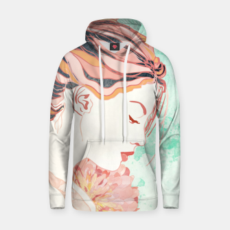 Miniatur Daydream Cotton hoodie, Live Heroes
