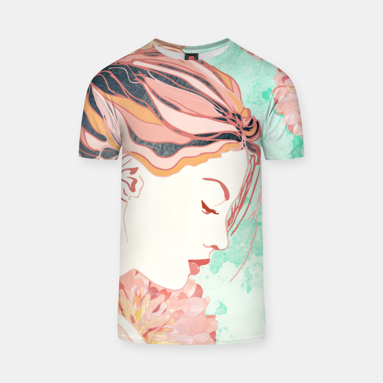 Image of Daydream T-shirt - Live Heroes