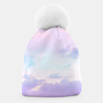 Thumbnail image of Unicorn Pastel Clouds #1 #decor #art  Mütze, Live Heroes