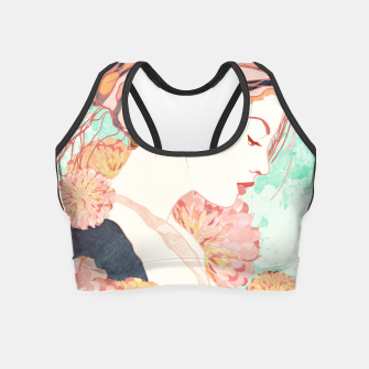 Thumbnail image of Daydream Crop Top, Live Heroes
